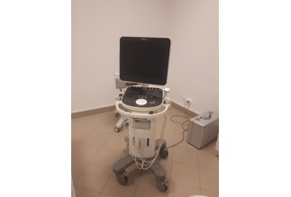 EuroMedical - Ultrasonograf Phillips ClearVue 550
