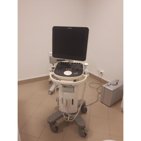 EuroMedical - Ultrasonograf Phillips ClearVue 550