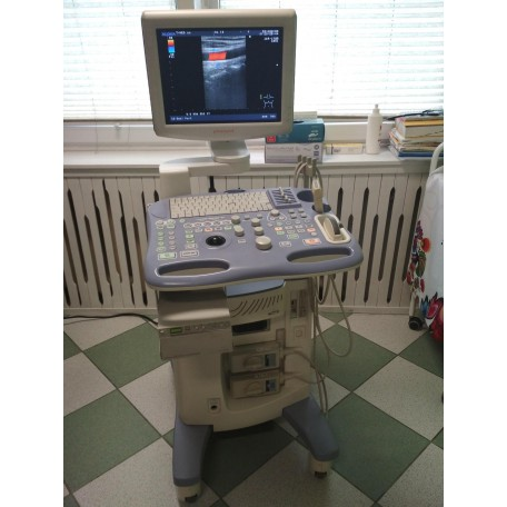 EuroMedical - Ultrasonograf Aloka prosound SSD3500SX