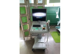 EuroMedical - Ultrasonograf Echoson Spinel II